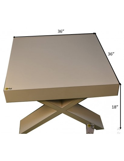 Astra center table