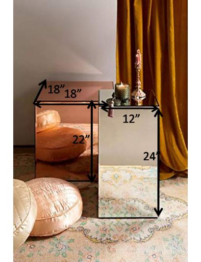 Wren corner table