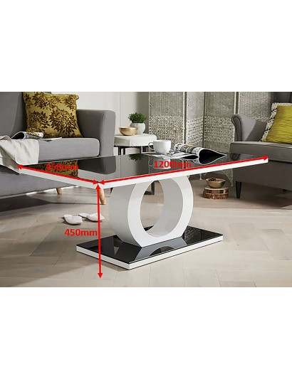 Aurora center table