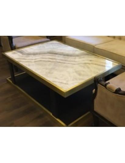 Celeste center table