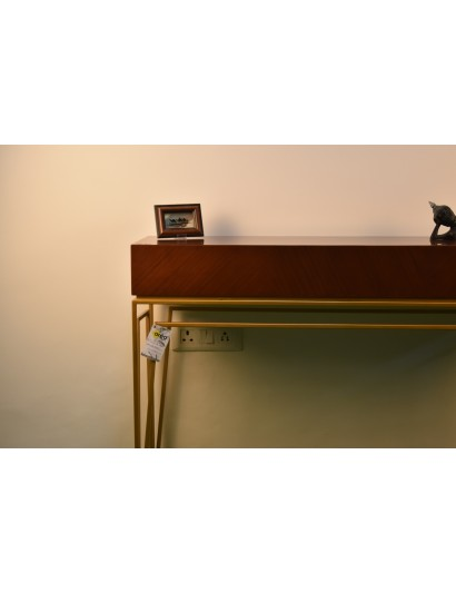 Andromeda console table