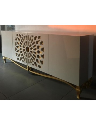 Draco console table