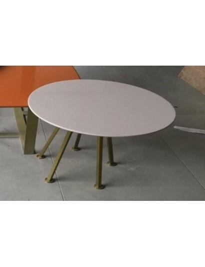 Heron corner table
