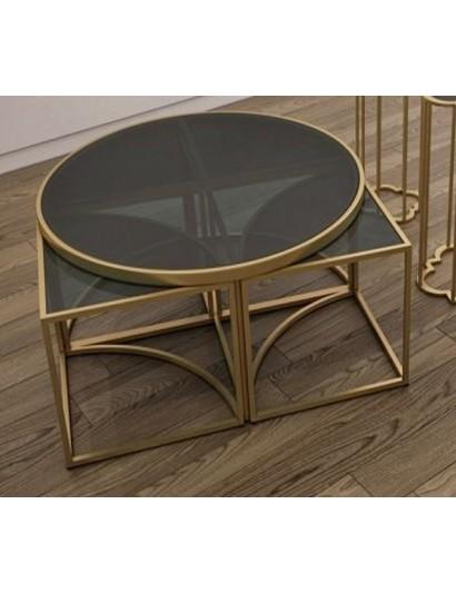 Hornbill corner table