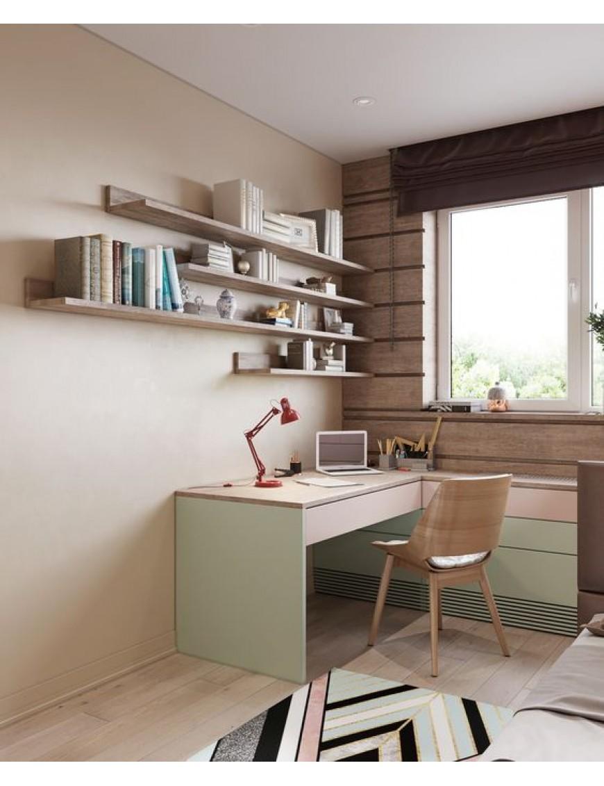 Alexandrite Study Table