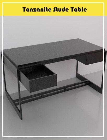 Tanzanite Study Table